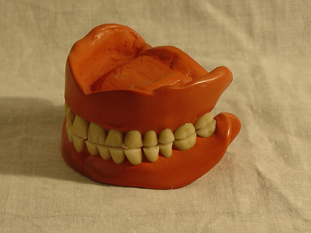 Sleeping With Your Dentures In Causes Bone Loss